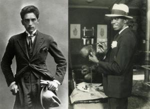 Cocteau-Al Brown, le poète et le boxeur