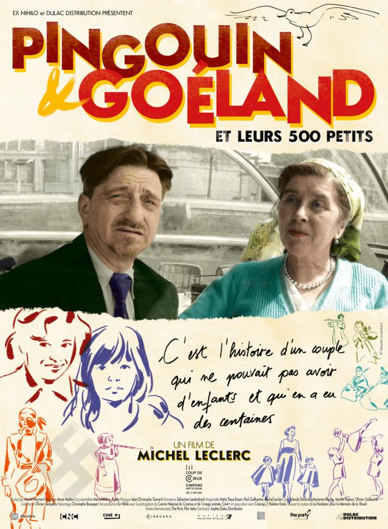 "Documentaliste : Marie-Hélène Agnès <br> <a href=""https://www.sddistribution.fr/film/pingouin-goeland/157"" target=""_blank"" rel=""noopener noreferrer"">© Ex Nihilo </a>"