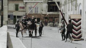 La ligne de démarcation, une France coupée en deux